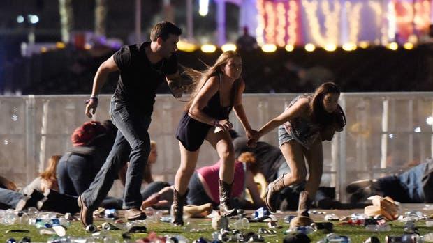 ¿Por qué tantos tiroteos masivos?