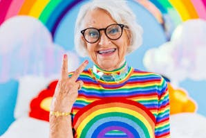 La abuela instagrammer que inspira a las influencers