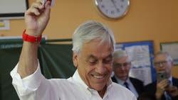 Sebastián Piñera triunfó en las elecciones en Chile, pero igual va a ballottage