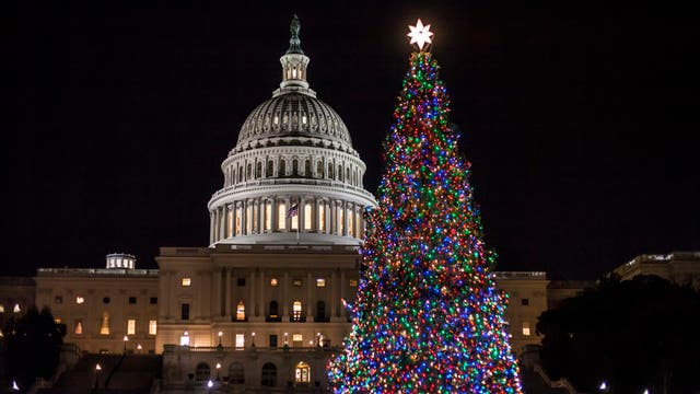 El Senado de EE.UU. aprobó la polémica rebaja de impuestos que impulsa Donald Trump