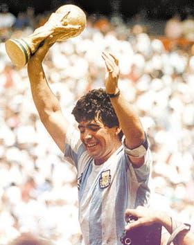 Maradona y la Copa del Mundo de 1986