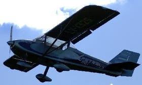 En marzo de 2007, el Petrel 912 I realizó su vuelo de bautismo