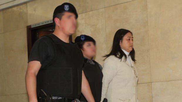 La religiosa permanecerá detenida en el penal de mujeres de Aguas de las Avispas