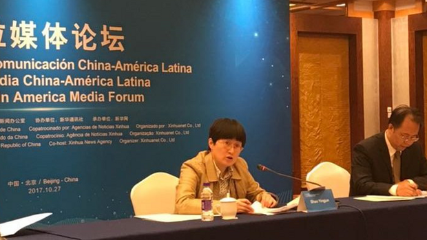 """Shao: """"Las relaciones con América latina se han ampliado"""""""