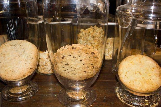 Cookies para grandes y chicos. Foto: Gentileza Agustina Ferreri