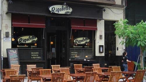 Rigoletto, un clásico de Recoleta en el que degustar muy rico té