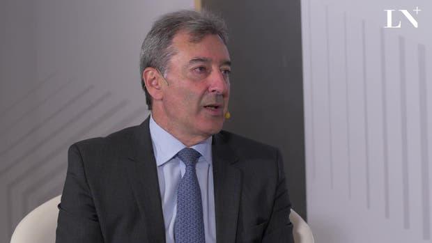 Daniel Herrero, CEO de Toyota Argentina