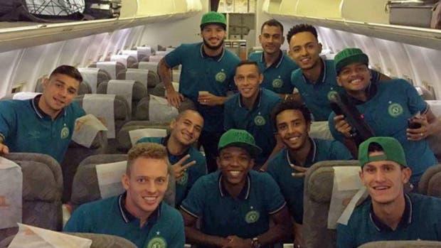 Cuadro brasilero anota su primer gol en la Copa Libertadores — Chapecoense
