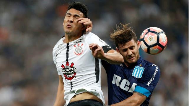 Corinthians recibe a Racing