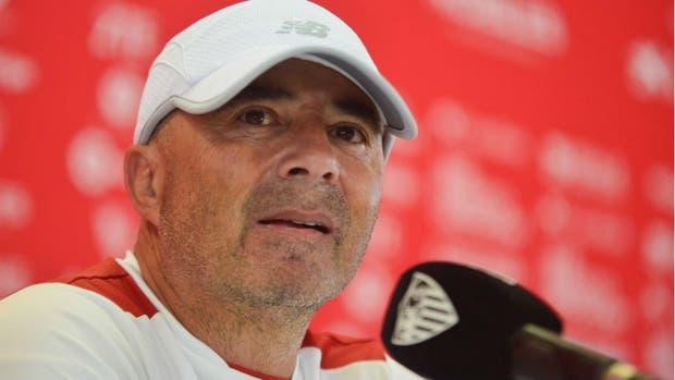 Sampaoli rechaza ir a la selección Argentina ¿Ahora que hacemos ?
