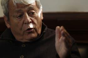 El diputado nacional Carlos Kunkel dijo desconocer a Lázaro Báez