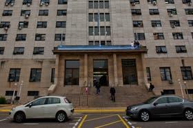 Elaskar se presentó ante Marijuan en los tribunales de Comodoro Py