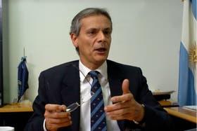 Javier Castrilli se bajó del espacio de Francisco de Narváez