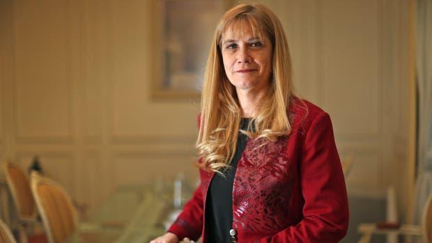 Verónica Magario, intendenta de La Matanza