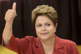 Dilma Rousseff se quedará cuatro años más en el Palacio del Planalto