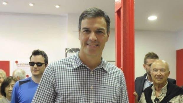 Pedro Sánchez, nuego secretario general del PSOE