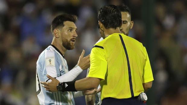 ¡Oficial! Wilton Sampaio dirigirá el Argentina vs Perú en La Bombonera