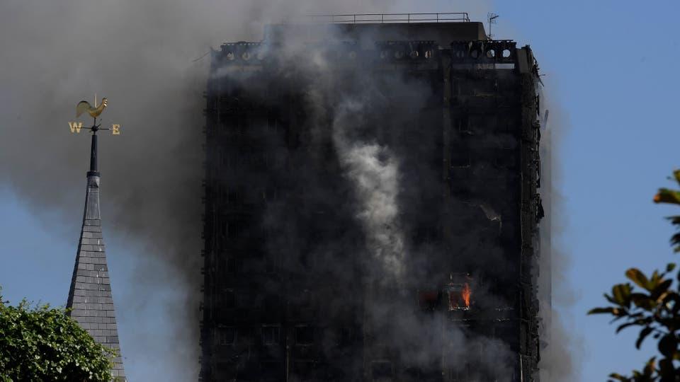 Hay gran cantidad de heridos y muchas personas se están desaparecidas. Foto: Reuters
