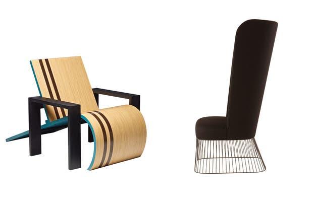 la firma wilsonart volvi a auspiciar un concurso de diseo de sillas entre los estudiantes del