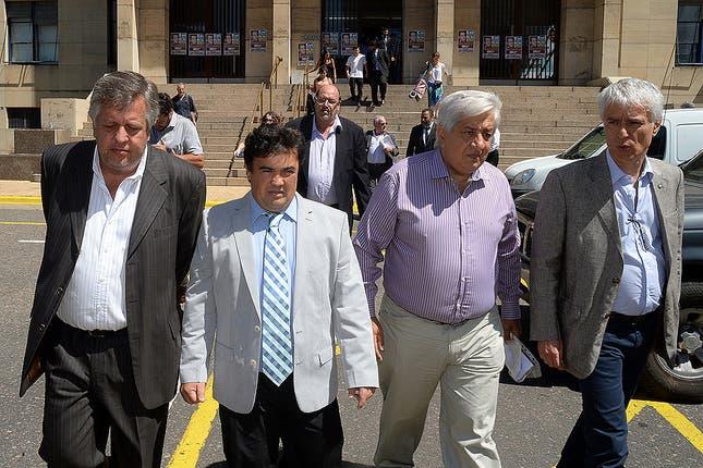 Marcha de los Fiscales, Carlos Stornelli