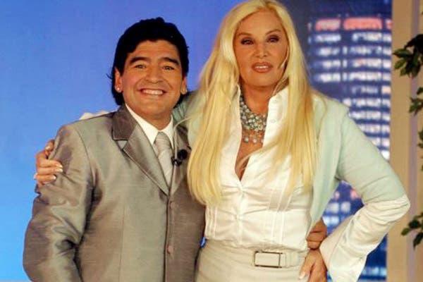 Susana canceló el programa de hoy por las vueltas para tener a Maradona en su sillón