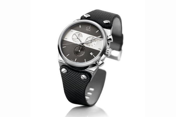 El eager, es especial para mujeres que aman los relojes con cronómetro. Deportivo y casual. Foto: Gentileza CK