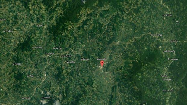 El Tarra, en el departamento de Norte de Santander, fronterizo con Venezuela, la zona en la que desparecieron los dos periodistas holandeses