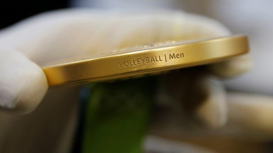 Volleyball / Men, la medalla de oro que pronto tendrá dueño. Foto: Reuters / Sergio Moraes