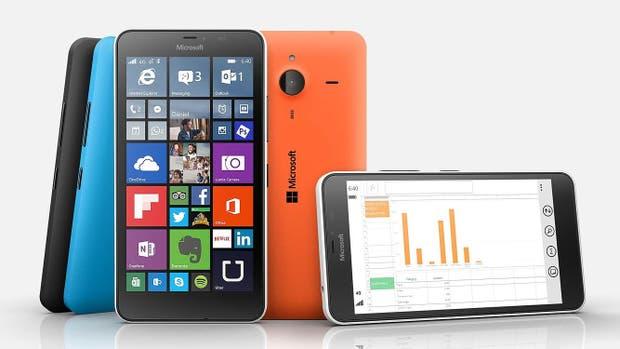 Un Microsoft Lumia 640 XL