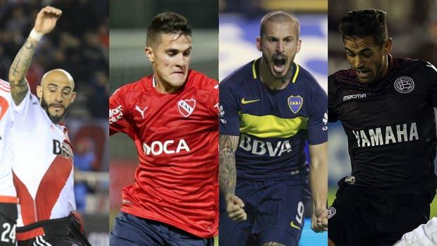 Pinolam Bustos, Benedetto y Acosta se suman al seleccionado