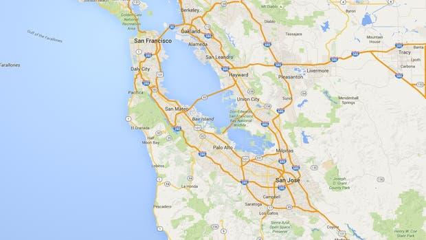 El Silicon Valley abarca la ciudad de San Francisco y alrededores, y toda la zona del valle que va desde Menlo Park hasta San José, aproximadamente