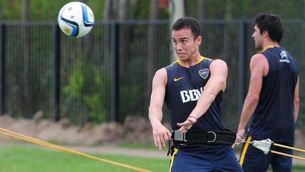 Leonardo Jara ponderó el título logrado con Boca