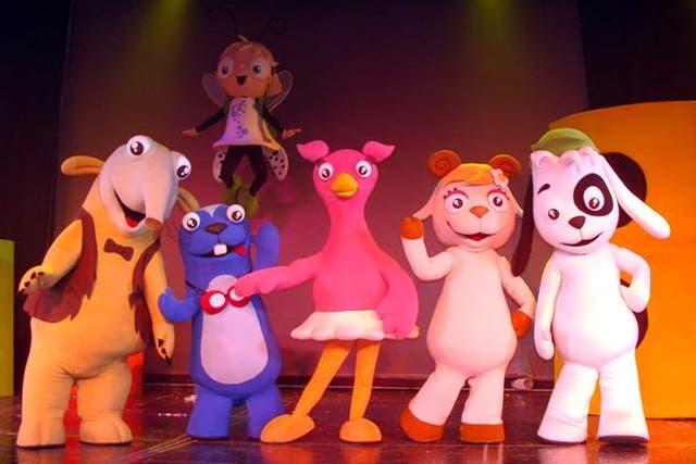 Doki y sus amigos llegan al teatro