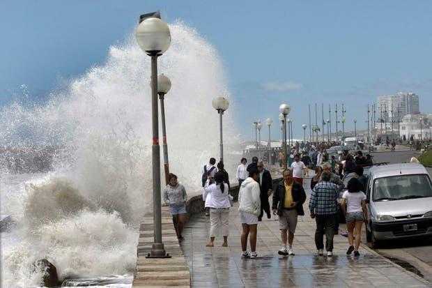 Continúa el mal tiempo en la costa