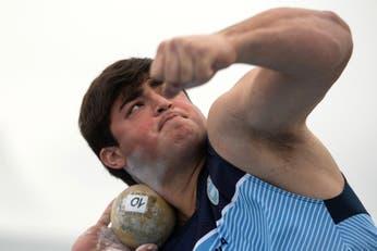 Juegos Olímpicos de la Juventud: el lanzador de bala que es fanático de Juan Román Riquelme y otras historias