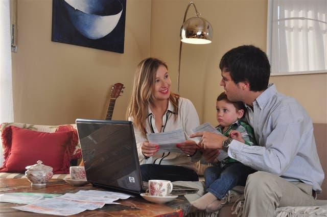María O'Grady y Juan Ignacio Sarmiento, padres de Dimas, jamás pensaron en unificar cuentas o en abrir una tercera