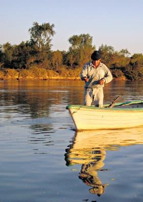 Los pescadores artesanales del Litoral se organizan para vender sus productos