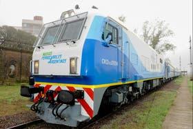 Hoy terminaron las pruebas de los trenes que realizarán el recorrido entre Constitución y Bahía Blanca