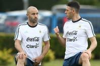 Sin Funes Mori y Otamendi, las variantes que tiene Martino para conformar la dupla central para el partido contra Bolivia