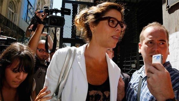 Laura Alonso, la titular de la Oficina Anticorrupción