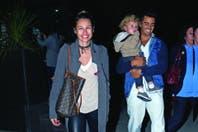 A casi un año de su separación, Pampita Ardohain y Benjamín Vicuña, unidos por sus hijos