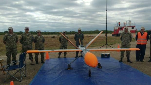 Vigia 2a, el nuevo MALE de la FAA  2290996w620