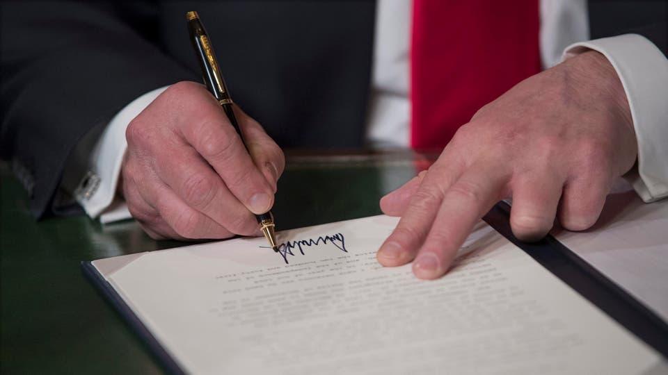 Donald Trump ya es presidente: sorpresa y disgusto por el tono del discurso de apertura