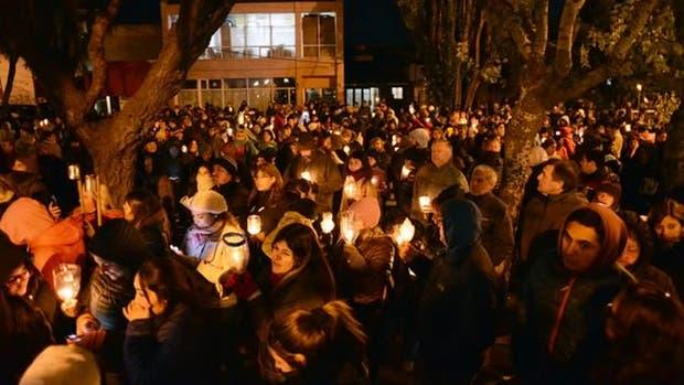 Miles de personas marcharon para reclamarle al gobierno de Alicia Kirchner por los salarios, educación, salud y justicia