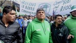 Pablo Moyano llamó a votar por Cristina Kirchner o Sergio Massa en octubre