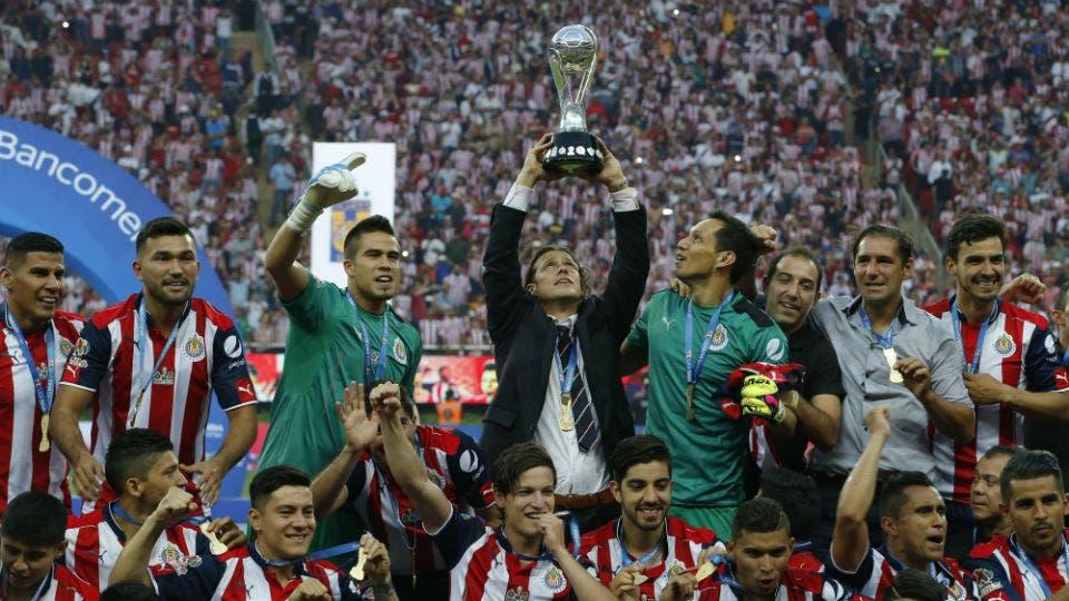 El Chivas de Almeyda campeón en Mexico tras 11 años