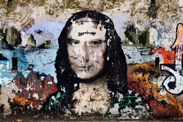 El graffiti en Río, típico de la ciudad. Foto: Gentileza www.pirellical.com