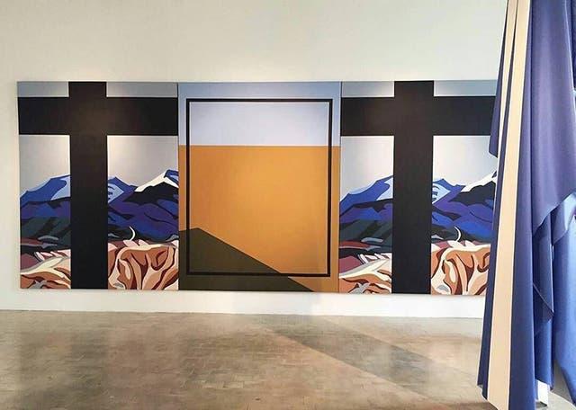 Leila Tschopp. Premio Braque, en Muntref, sede Hotel de los Inmigrantes (Av. Antártida Argentina), hasta el 28 de mayo. En septiembre, la artista tendrá una muestra individual en la galería Hache
