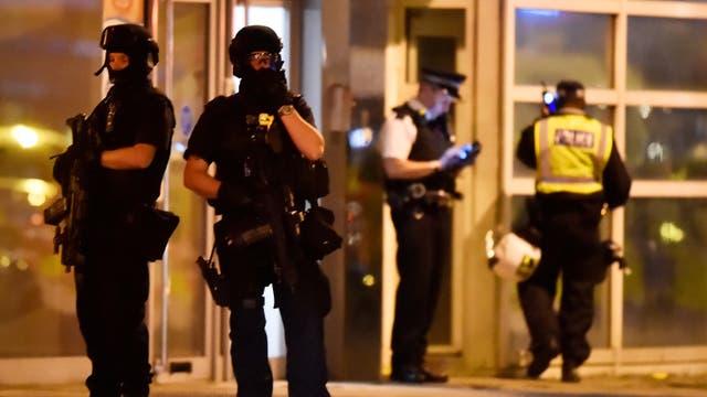 Varios ataques se registraron en Londres. Foto: Reuters