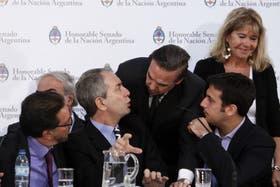 Julio Alak y Julián Álvarez estarán en Diputados